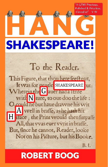 Hang Shakespeare!