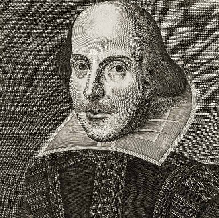 a picture of Shakespeare